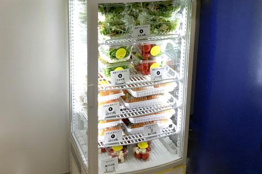 冷蔵庫納品サービス